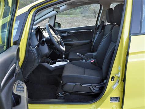honda fit seat comfort review 2015 honda fit ny daily news