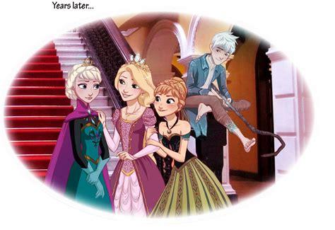 imagenes de jack y rapunzel image frost family png rise of the brave tangled