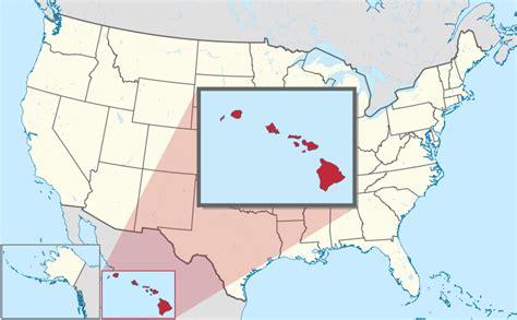 map of the united states hawaii usa map hawaii state afputra com