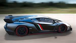 Lamborghini Veneno Supercar Automotive Cars In The World Most Expensive Lamborghini