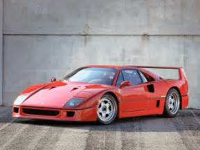 Price Of F40 F40 Supercars Net