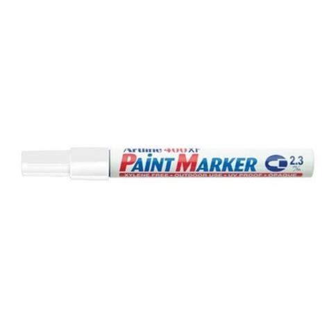 Artline Shirt Marker Bullet Tip 2 0 Mm artline 400xf paint marker pen 2 3mm bullet nib white