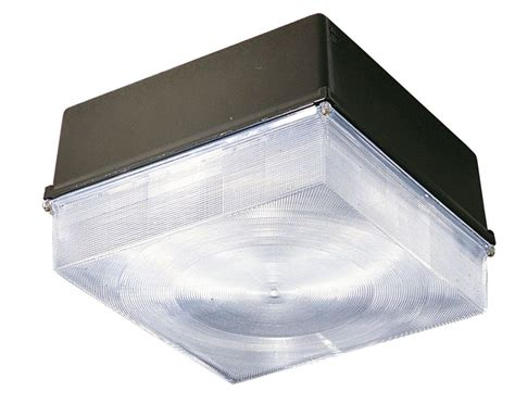 Hubbell Landscape Lighting Hubbell Lighting Outdoor Nrg 413p8 Bronze 1 Light 100 Watt Hid Outdoor Flushmount Ceiling