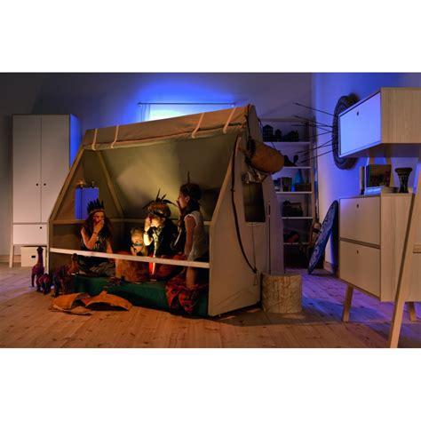 Tente Pour Lit Enfant by Tente Pour Tipi Cabane Enfant Pour Lit 90x200 Spot De La