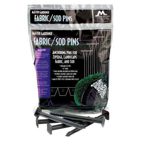 Landscape Pins Landscape Pins And Stakes Master Plastics Fabric And