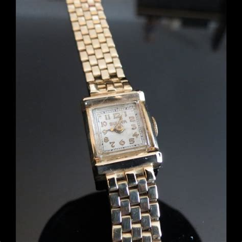 bulova exquisite solid 14k gold bulova 14kt from