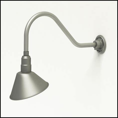 Gooseneck L by Gooseneck Light Aluminum 22 5 Quot L X 3 4 Quot Dia Arm 10