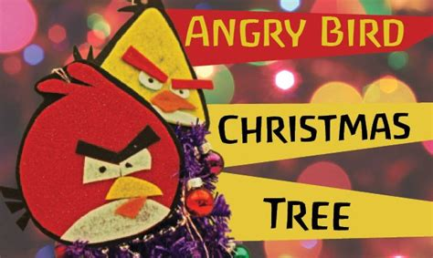 angry birds holiday ornaments holiday craft metro parent