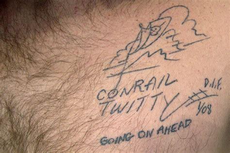 rr tattoo railroad tattoos part 5