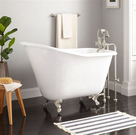 deep cast iron bathtub deep soaking tub bathtubs idea awesome deep tub shower
