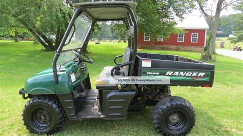 electric 4x4 vehicle 2001 polaris ranger 4x4 utility vehicle windshield and