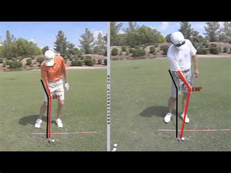quiet hands golf swing tour striker drills right hand only drill educate your