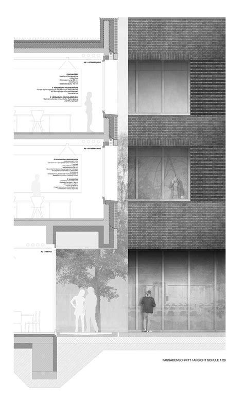 220 ber 1 000 ideen zu architektur portfolio auf - Ansicht Architektur
