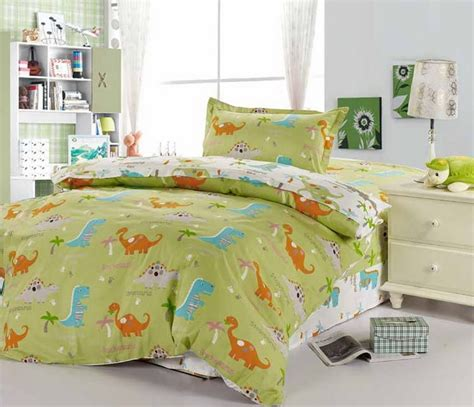 dinosaur bedroom set colorful mart dinosaur paradise green dinosaur bedding set