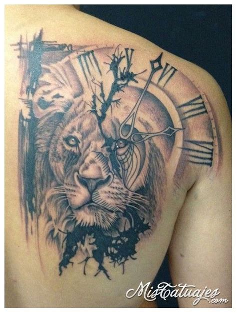 imagenes tatuajes de leones tatuajes de leones 4 tatuajes de leones pinterest