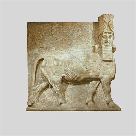 Statues Of Gods Highlights From The Collection Assyria The Oriental