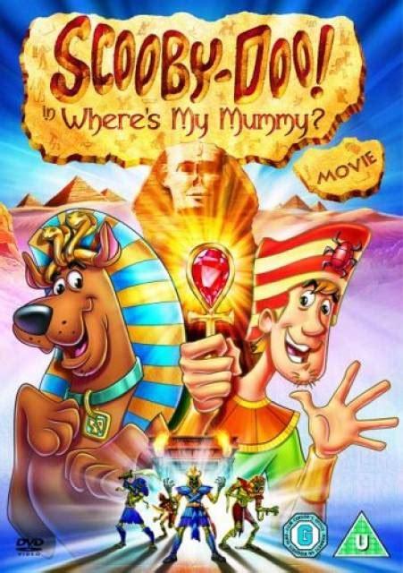 film cartoon scooby doo scooby doo in where s my mummy movie comic vine