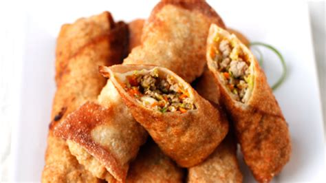 new year egg roll recipe egg roll recipe new year kitchen explorers