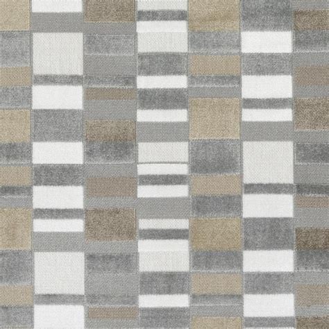 Silver Velvet Upholstery Fabric by Silver Gold Velvet Upholstery Fabric Grey Geometric Cut