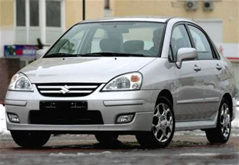 Suzuki Liana Reviews All Cars 4 U Suzuki Liana Reviews Specifications