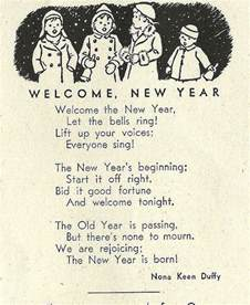 new year poem new year s 2015 best poems greetings toasts