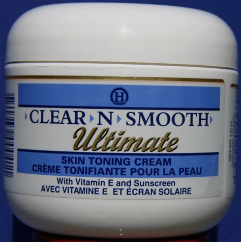 clear n smooth ultimate skin lightening with vitamin e and sunscreen 4 0oz