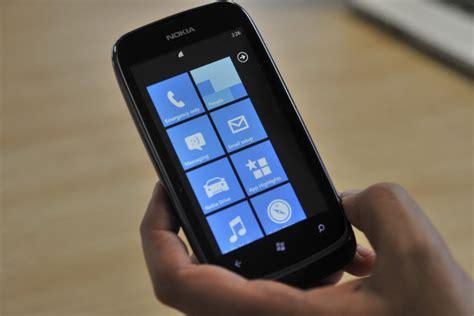 Nokia Lumia E610 nokia lumia 610 review review pc advisor