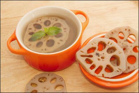 lotus soup benefit 9 health benefits of lotus root practical
