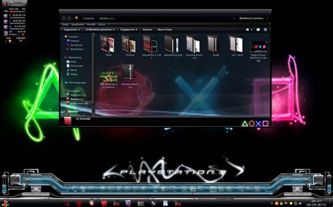 psp theme windows vista best windows 7 aero themes collection free download