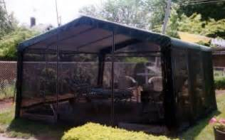 screen houses caravan canopies portable shelters