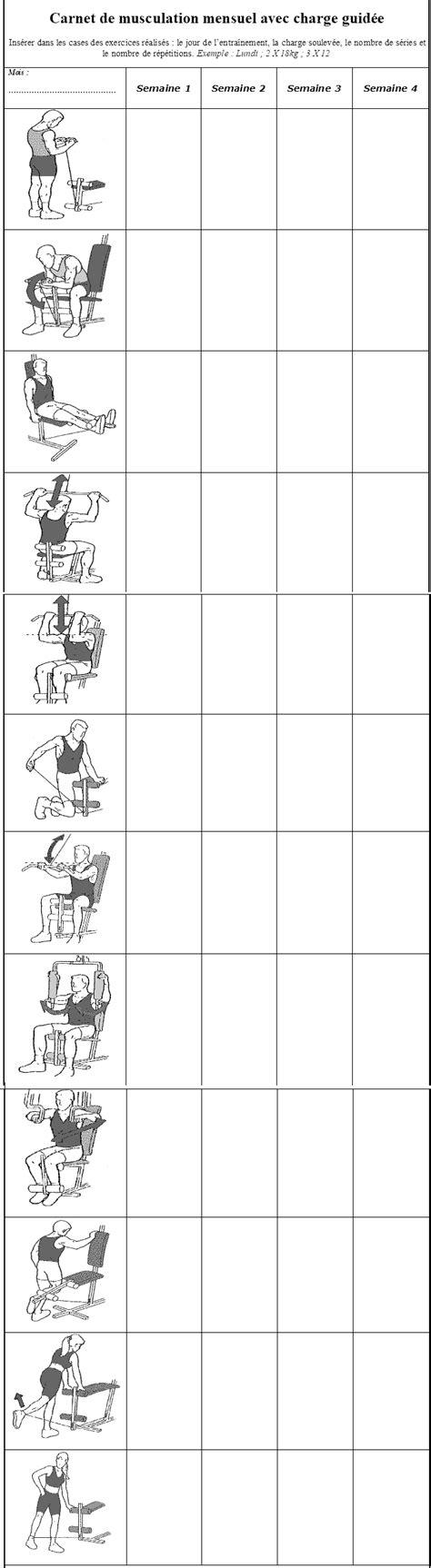 Programme Musculation Banc by Banc De Musculation Ou Appareil Complet Que Choisir