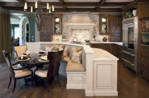 Custom Kitchen Island Design ways of integrating corner kitchen tables in your d 233 cor