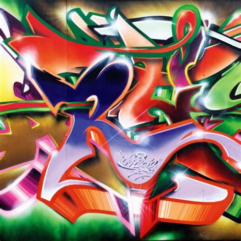 Colorful Wall Murals graffiti wall murals and wallpapers mr perswall