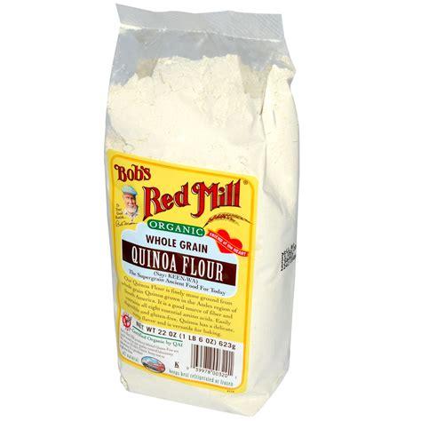 whole grain quinoa gluten free bob s mill organic whole grain quinoa flour 22 oz