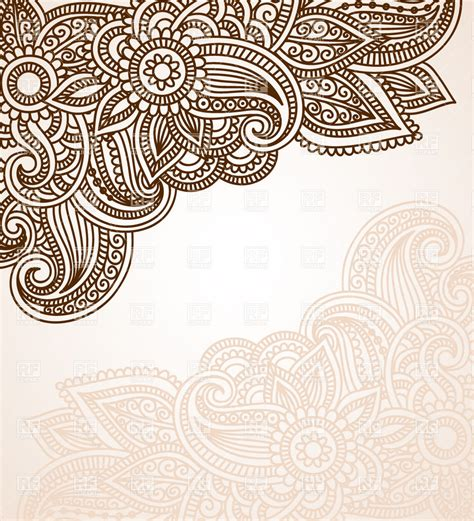 ethnic ornaments mendi style ethnic ornament backgrounds textures
