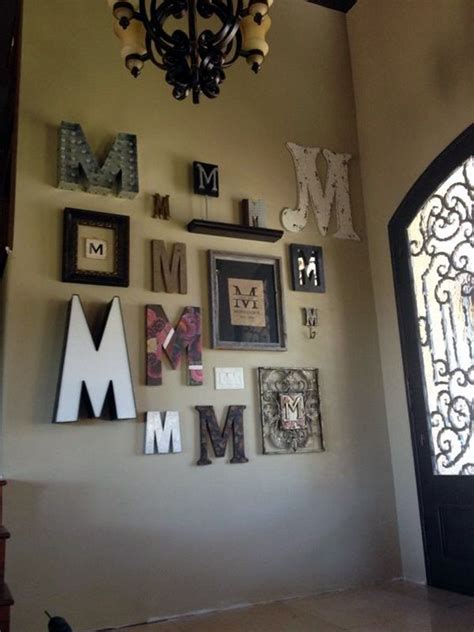 monogram letters home decor best 25 monogram wall ideas on pinterest monogram wall