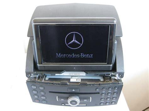 Mercedes Comand by Mercedes Comand Ntg4 W204 C Class Sat Nav Single Cd