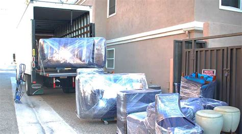 how to wrap a couch for storage how to pack a moving truck like an expert public storage