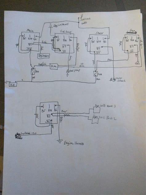 strange ls strange issues with engine harness ls v8 miata forum