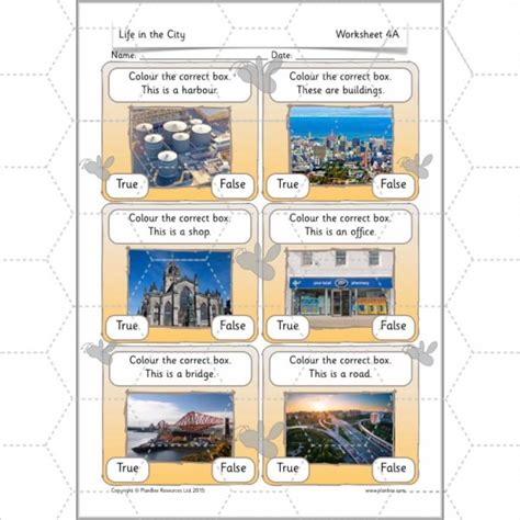 new year geography ks1 in the city complete series