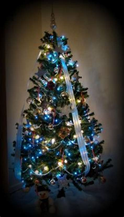 blue silver christmas on pinterest homemade christmas