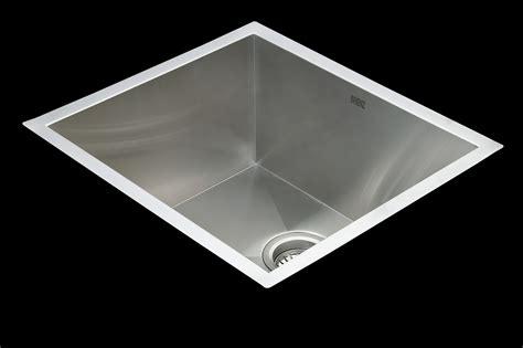 Handmade Sink - 510x450mm handmade stainless steel undermount topmount