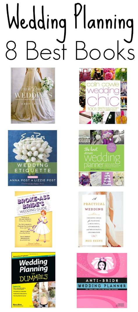 Wedding Planner Books For Brides by 8 Best Wedding Planning Books Mid South