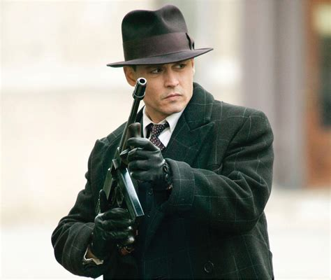 movies bale chases depps dillinger  public enemies wired