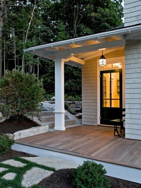 modern farmhouse porch 1000 ideas about front porch deck on pinterest front