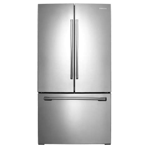 samsung refrigerators door samsung 25 5 cu ft door refrigerator with