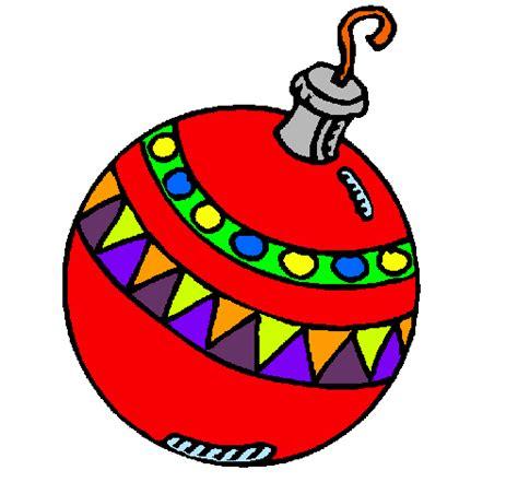 imagenes animadas de bolas de navidad dibujo de bola de navidad pintado por delia en dibujos net