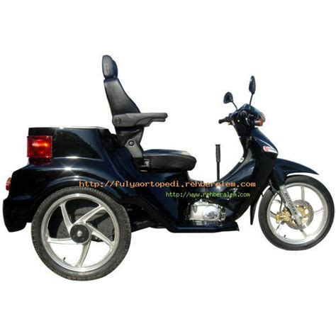 tekerlekli benzinli motor fulya ortopedi