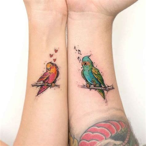 couple bird tattoos 30 tattoos ideas for birds design2talk