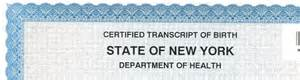 new york state birth certificate apostille notary